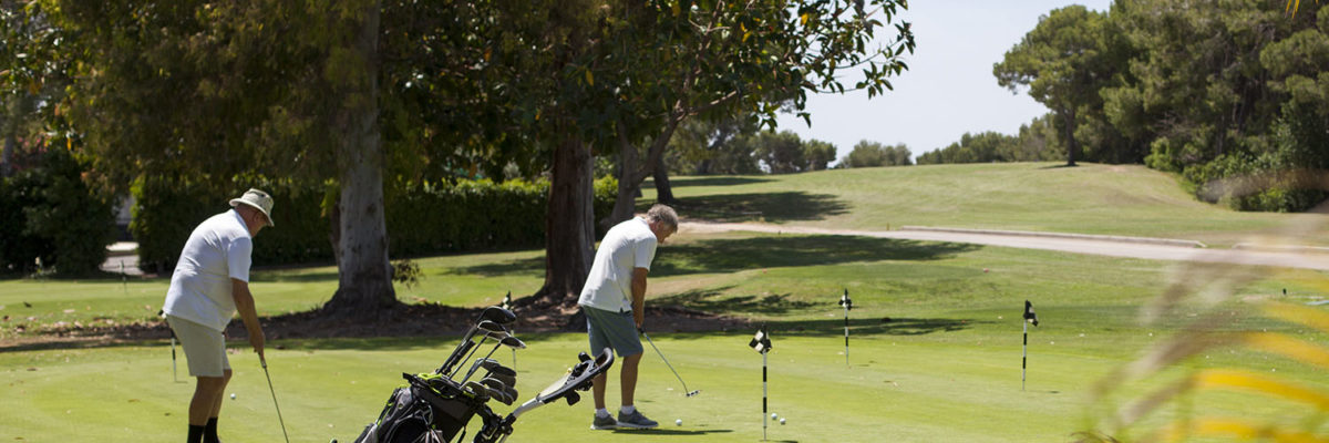 Golfing in the Quesada Region