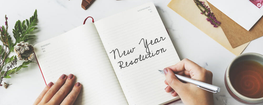 How a blog can help you stick to your New Year's resolutions